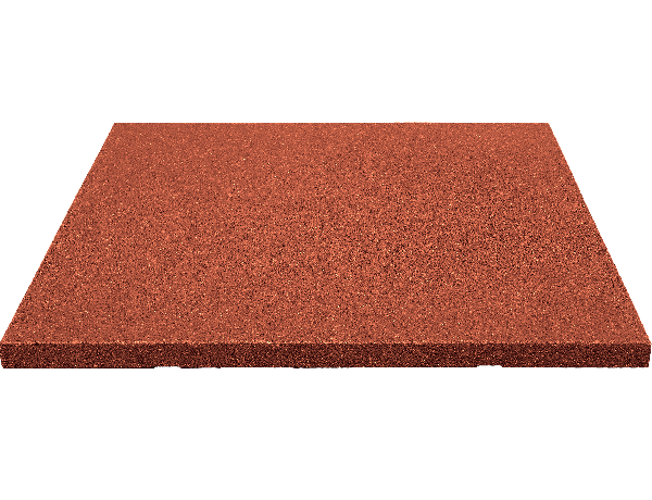 Gumilap esésvédő ReFlex - 5x100x100 cm vörös