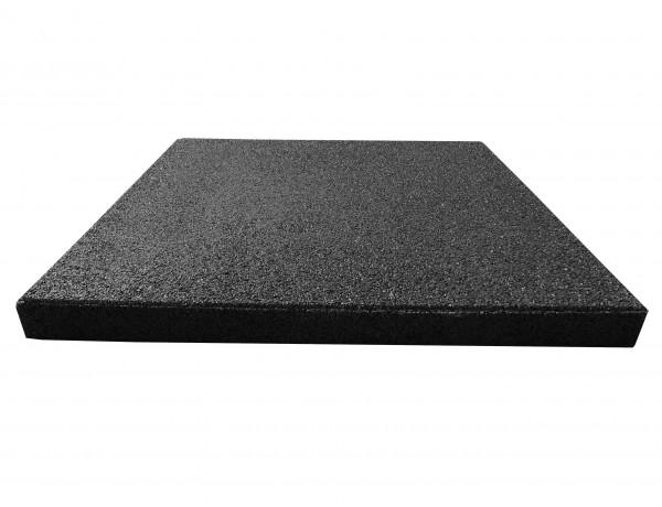 Gumilap esésvédő ReFlex - 5x50x50 cm fekete