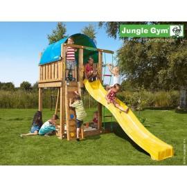 Kerti játszótér - Jungle Gym Villa játszótorony