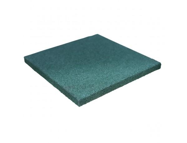 Reflex gumi járólap, 3x40x40, zöld