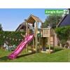 Kerti játszótér - Jungle Gym Mansion játszótorony