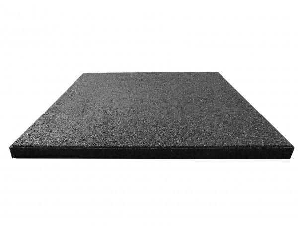 Reflex gumi járólap, 3x50x50, fekete