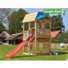 Kerti játszótér - Jungle Gym Barn játszótorony