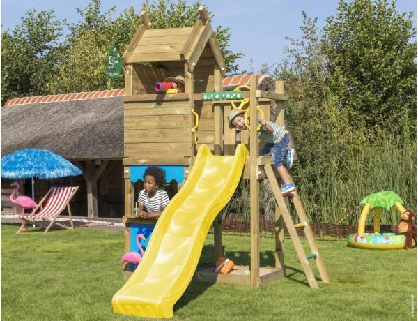 Kerti játszótér - Jungle Gym Resort játszótorony
