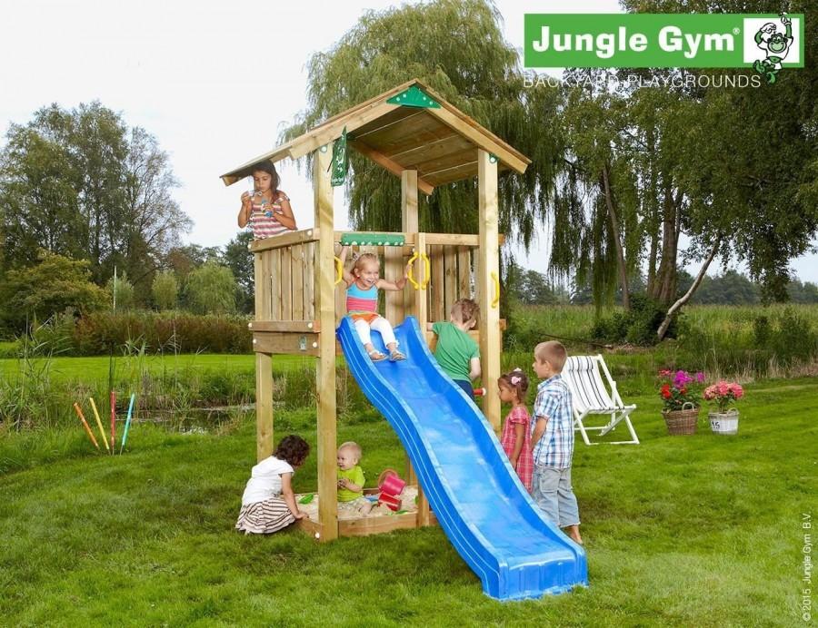 Kerti játszótér - Jungle Gym Casa játszótorony